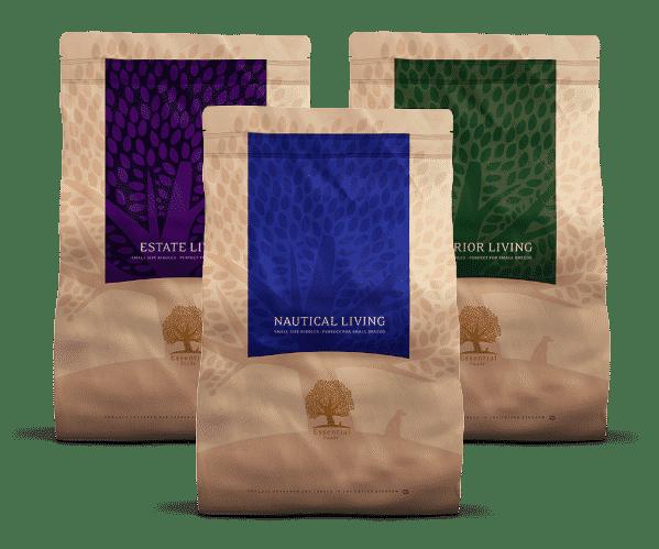 croquettes pour chien naturelles Essential Foods